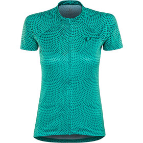PEARL iZUMi Select Escape Graphic Shortsleeve Jersey Women breeze/teal kimono